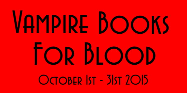 Vampire Books for Blood 2015 Event