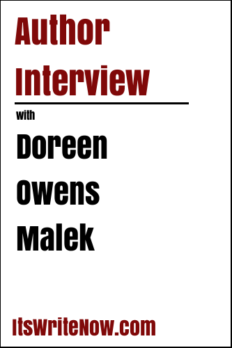 Author Interview with Doreen Owens Malek of 'Lady Selby's Lover'