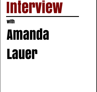 Author Interview with Amanda Lauer of 'A World Such As Heaven Intended'