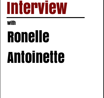 Author Interview with Ronelle Antoinette of 'Errant Spark'