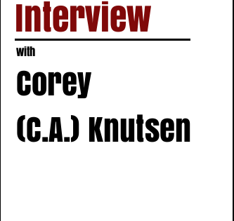 Author Interview with Corey (C.A.) Knutsen of 'Emergence'