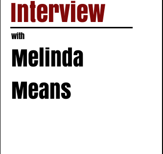 Author Interview with Melinda Means of 'Invisible Wounds: Hope While You're Hurting'