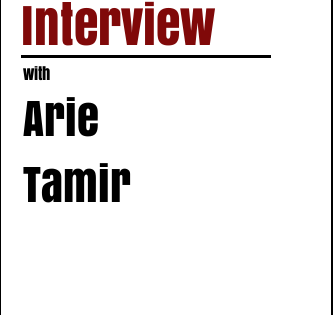 Author Interview with Arie Tamir of 'I Only Wanted to Live'
