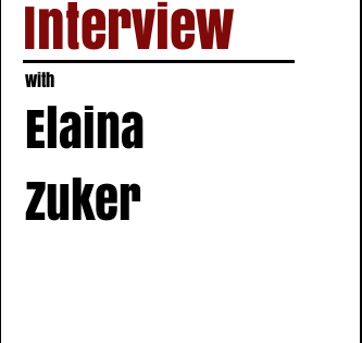 Author interview with Elaina Zuker of 'A Swift Kick in the Can'ts – The New Peer Mentor Model for Success Now'