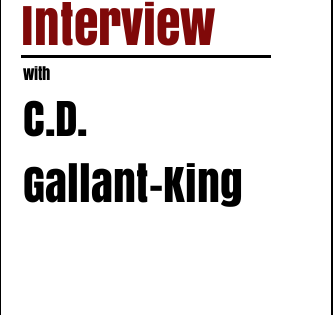 Author interview with C.D. Gallant-King of 'Hell Comes to Hogtown'