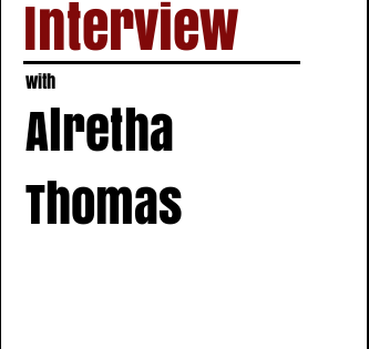 Author interview with Alretha Thomas of 'Justice for Jessica'