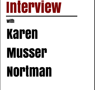 Author interview with Karen Musser Nortman of 'To Cache a Killer'