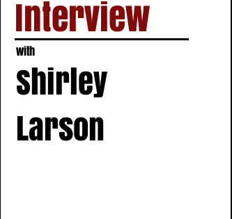 Author interview with Shirley Larson of 'The Medieval Knight'