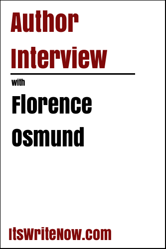 Author Interview with Florence Osmund