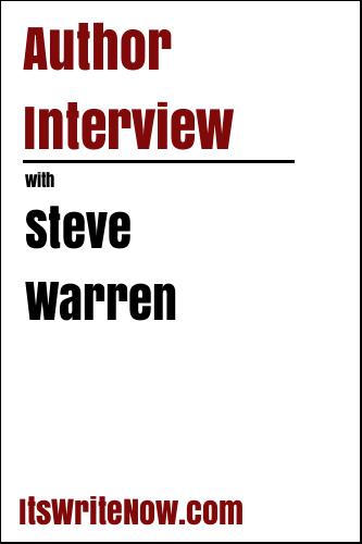 Author Interview with Steve Warren