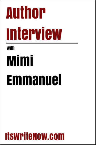Author interview with Mimi Emmanuel of 'Mimi's Eulogy to-be & Legacy'
