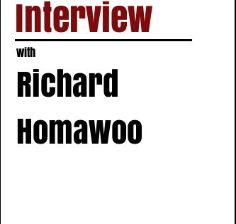 Author interview with Richard Homawoo of 'Paradoxical-What I Wish I Knew Before I Got Married'