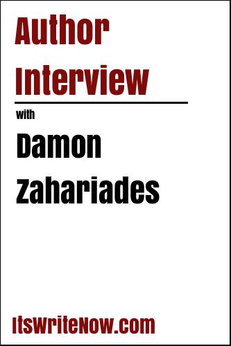 Author Interview with Damon Zahariades
