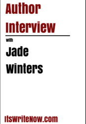 Author interview with Jade Winters of 'Unravelled'