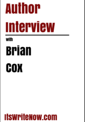 Author interview with Brian Cox of 'The Chinese Woman: The Barbados Conspiracy'