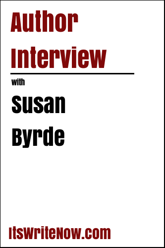 Author Interview with Susan Byrde