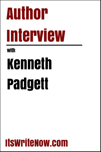 Author Interview with Kenneth Padgett