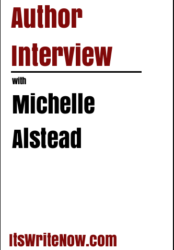 Author interview with Michelle Alstead of 'One Last Try'