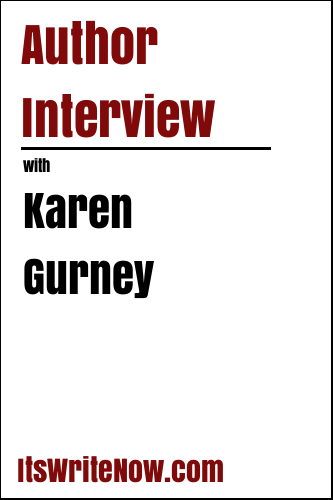 Author interview with Karen Gurney