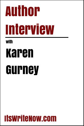 Author interview with Karen Gurney