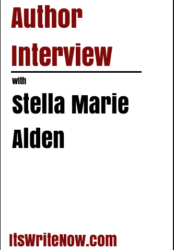 Author interview with Stella Marie Alden of 'Dangerous Code'