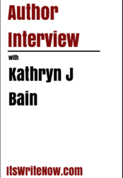 Author interview with Kathryn J Bain of 'One Last Breath'