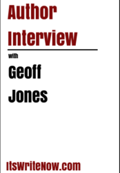 Author interview with Geoff Jones of 'The Dinosaur Four'