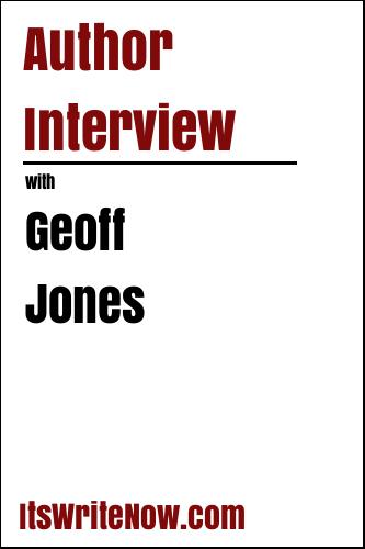 Author Interview with Geoff Jones