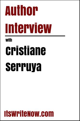 Author Interview with Cristiane Serruya