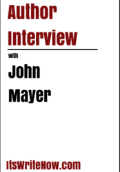 Author interview with John Mayer of 'The Trial'
