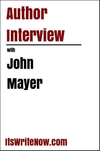 Author Interview with John Mayer