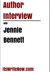 Author interview with Jennie Bennett of 'Undercover Fan'
