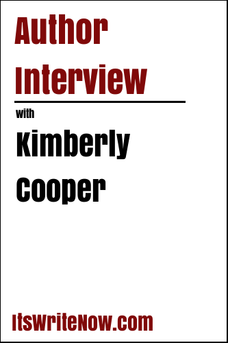 Author Interview with Kimberly Cooper