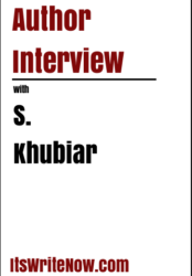 Author interview with S. Khubiar of 'The Eagle & the Child: the Child'