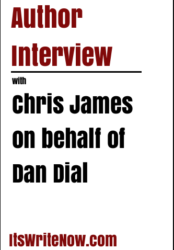 Author interview with Chris James on behalf of Dan Dial of 'Sibelsnaat'