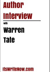 Author interview with Warren Tate of 'I GET YOU – Communication can change your destination'