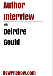 Author interview with Deirdre Gould of 'After the Cure'