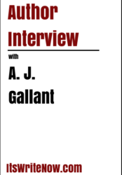 Author interview with A. J. Gallant of 'Knight of the Sword'