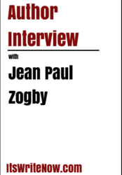 Author interview with Jean Paul Zogby of 'The Power of Time Perception'