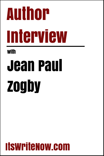 Author interview with Jean Paul Zogby