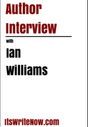 Author interview with Ian Williams of 'Transitory'