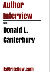 Author interview with Donald L. Canterbury of 'Of Mice Not Men Book One: Division'