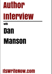 Author interview with Dan Manson of 'The Headrest Of Orizard'