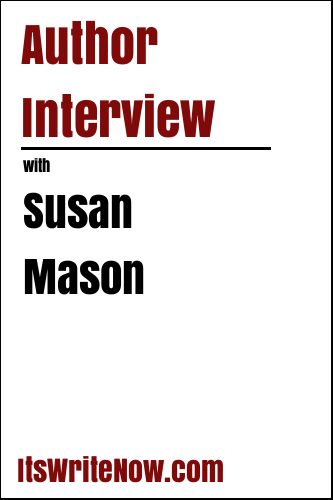 Author interview with Susan Mason of 'Life According To Zoe'