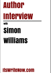 Author interview with Simon Williams of 'TORN: The Story of an Undeserving Wallaby Drowning in a Septic Tank'