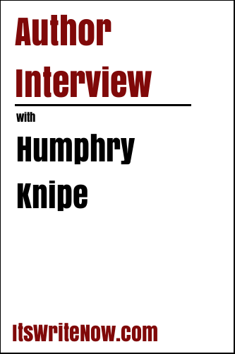 Author Interview with Humphry Knipe