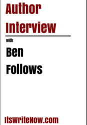 Author interview with Ben Follows of 'Blind River'