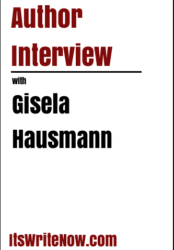 Author interview with Gisela Hausmann of 'Naked Determination: 41 Stories About Overcoming Fear'