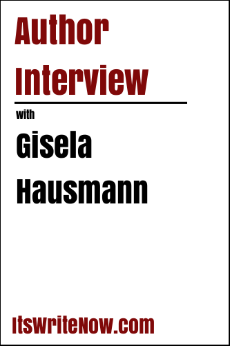 Author Interview with Gisela Hausmann