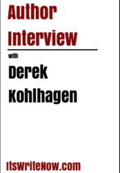 Author interview with Derek Kohlhagen of 'The Footsteps of Cain'